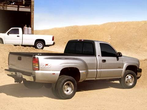 Chevrolet Silverado 3500 Regular Cab