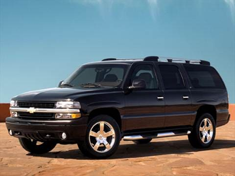 2006 chevrolet suburban 2500 pricing ratings reviews. Black Bedroom Furniture Sets. Home Design Ideas