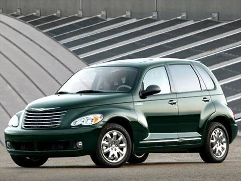 2006 Chrysler PT Cruiser Sport Wagon 4D  photo