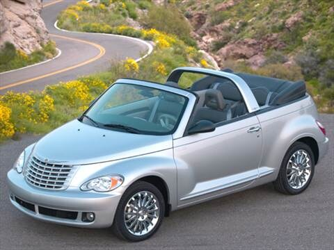 2006 Chrysler Pt Cruiser Convertible 2d Pictures And