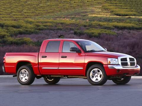 2007 dodge dakota mpg