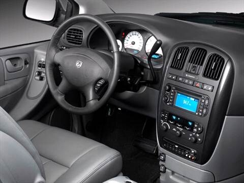 2006 dodge grand caravan passenger Interior