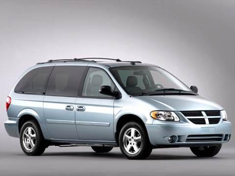 2006 Dodge Grand Caravan Penger