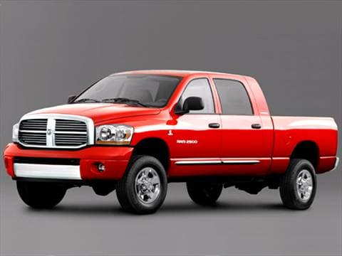 2006 dodge ram 2500 mega cab pricing ratings reviews. Black Bedroom Furniture Sets. Home Design Ideas