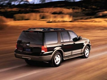 Ford Expedition Kelley Blue Book - 2006 expedition