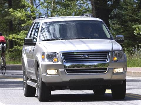 2006 ford explorer eddie bauer sport utility 4d pictures and videos kelley blue book. Black Bedroom Furniture Sets. Home Design Ideas