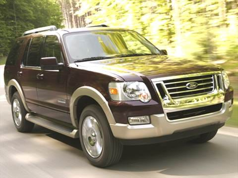 2006 on 2009 ford explorer