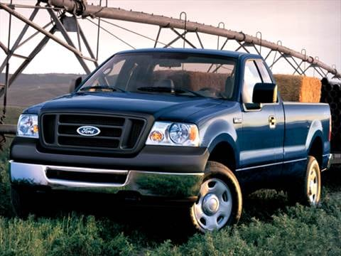 2006 ford f150 regular cab Exterior