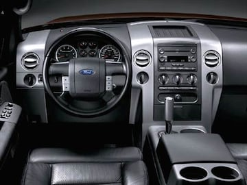 2006 Ford F150 Super Cab Pricing Ratings Reviews Kelley Blue Book