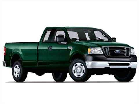 2006 Ford F150 Super Cab XL Pickup 4D 6 1/2 ft  photo