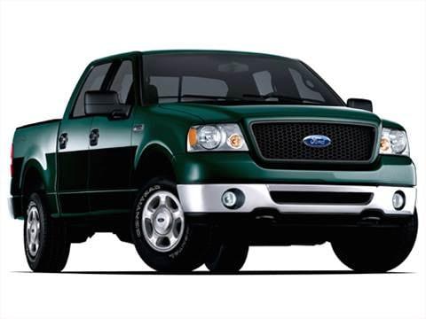 2006 ford f150 supercrew cab lariat pickup 4d 6 1 2 ft. Black Bedroom Furniture Sets. Home Design Ideas