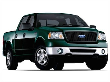 2006 ford f150 supercrew cab pricing ratings reviews kelley blue book. Black Bedroom Furniture Sets. Home Design Ideas