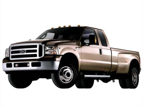 2006 Ford F250 Super Duty Super Cab Pricing Ratings Reviews