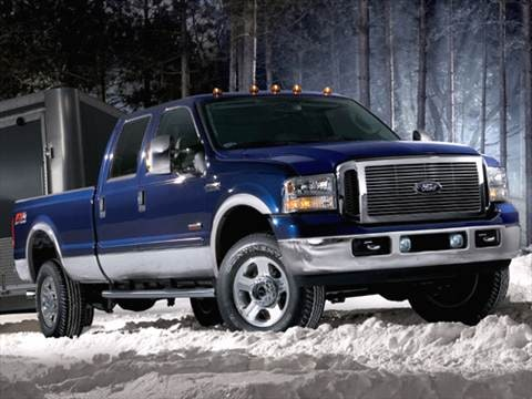 2006 ford f350 super duty crew cab Exterior