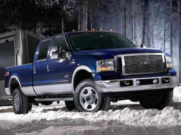 2006 Ford F350 Super Duty Crew Cab | Pricing, Ratings & Reviews | Kelley Blue Book
