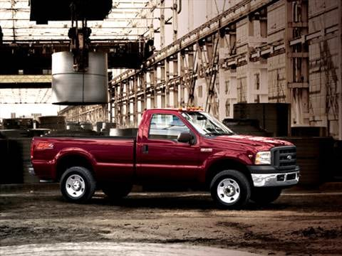 2006 ford f350 super duty regular cab Exterior