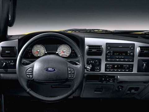 2006 ford f350 super duty super cab Interior