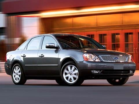 2006 ford five hundred pricing ratings reviews. Black Bedroom Furniture Sets. Home Design Ideas
