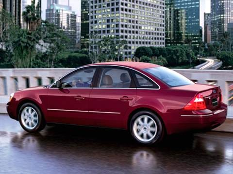 2006 ford five hundred Exterior