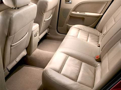 2006 ford five hundred Interior