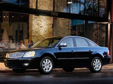 ford five hundred 2006 specs