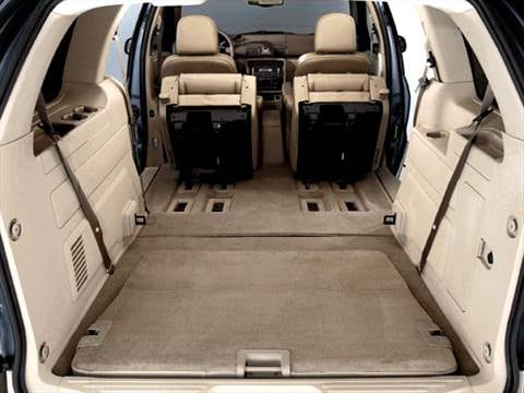 2006 ford freestar passenger Interior