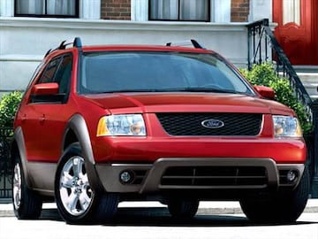 2006 ford freestyle pricing ratings reviews kelley. Black Bedroom Furniture Sets. Home Design Ideas