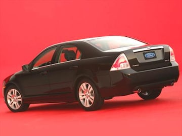 2006 Ford Fusion Exterior