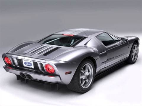 Ford Gt Exterior  Ford Gt Exterior