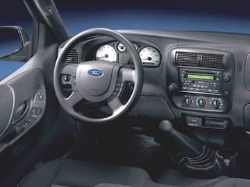 ford ranger 1998 interior
