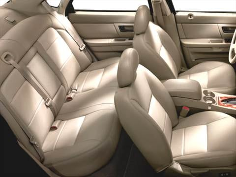 2006 ford taurus Interior