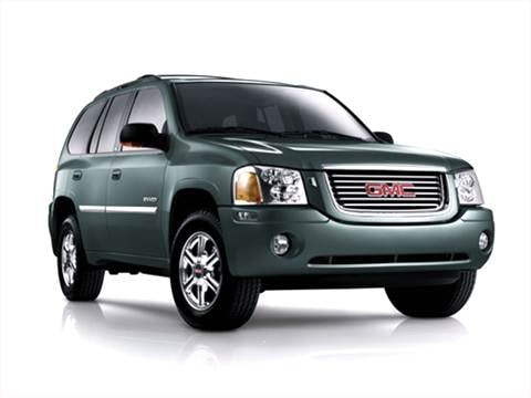 2006 Gmc Envoy Pricing Ratings Reviews Kelley Blue Book
