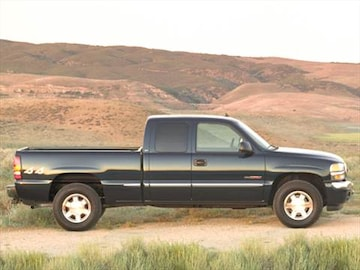 2006 gmc sierra 1500 extended cab Exterior