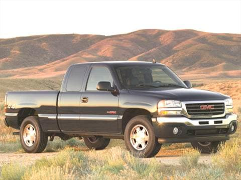 2006 Gmc Sierra 2500 Hd Extended Cab Pricing Ratings Reviews