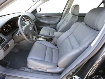 2006 honda accord Interior
