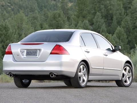2006 Honda Accord VP Sedan 4D  photo