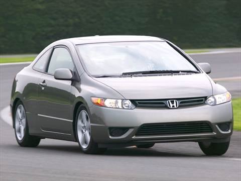 2006 Honda Civic EX Coupe 2D  photo