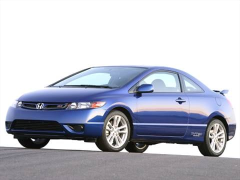 2006 honda civic si coupe 2d pictures and videos kelley. Black Bedroom Furniture Sets. Home Design Ideas
