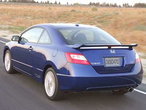 2006 honda civic si coupe 2d pictures and videos kelley blue book. Black Bedroom Furniture Sets. Home Design Ideas