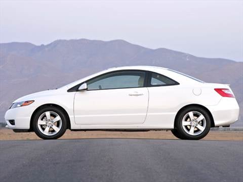2006 honda civic ex coupe 2d pictures and videos kelley blue book. Black Bedroom Furniture Sets. Home Design Ideas
