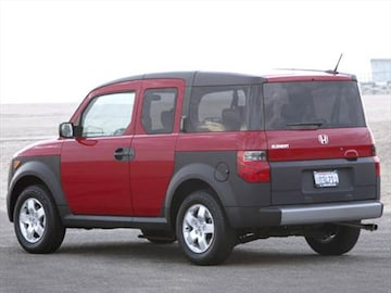 2006 honda element pricing ratings reviews kelley. Black Bedroom Furniture Sets. Home Design Ideas