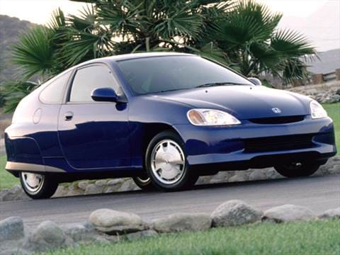 2006 Honda Insight Hatchback 2D  photo