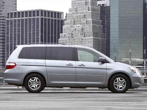 ... 2006 Honda Odyssey Exterior ...
