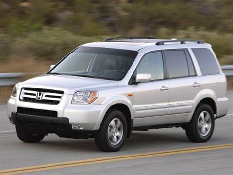 2006 Honda Pilot Pricing Ratings Amp Reviews Kelley