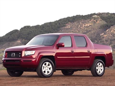 Perfect 2006 Honda Ridgeline