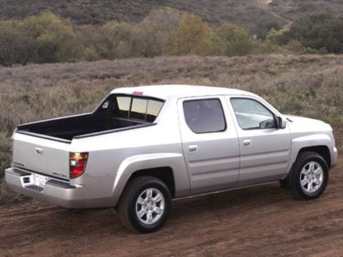2006 honda ridgeline rtl pickup 4d 5 ft pictures and videos kelley blue book. Black Bedroom Furniture Sets. Home Design Ideas