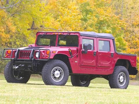 Hummer H1 Pricing Ratings Reviews Kelley Blue Book