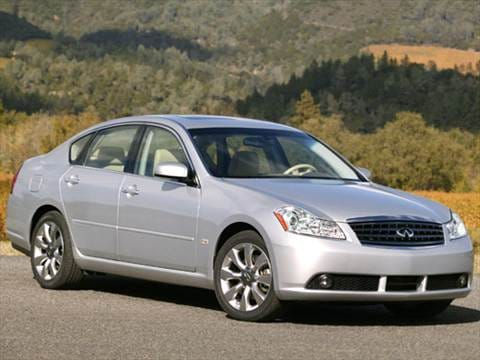 2006 Infiniti M Pricing Ratings Reviews Kelley Blue Book