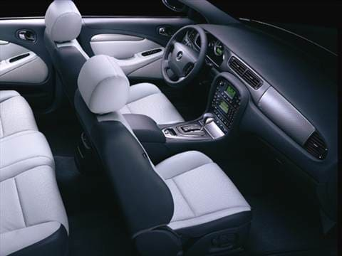 2006 jaguar s type Interior