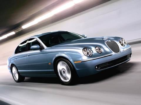 2006 jaguar s type